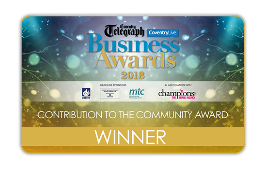 Coventry-Telegraph-Services-Award-Winner