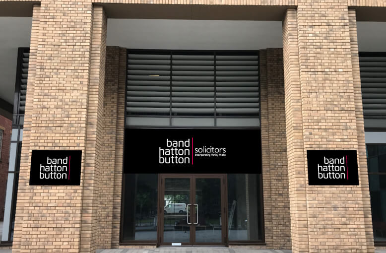 Band Hatton Buttton New Offices Earlsdon Park Coventry